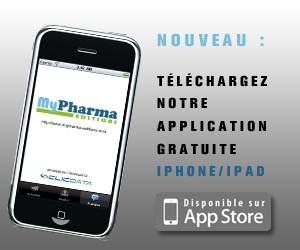 L'application Iphone MyPharma Editions