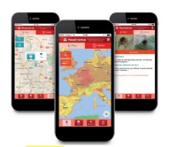 Merial lance l'application FleaTickRisk