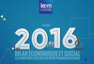 Industrie Pharma : le bilan 2015 du Leem