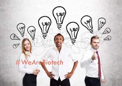 Opération selfie #WeAreBiotech avec Genopole