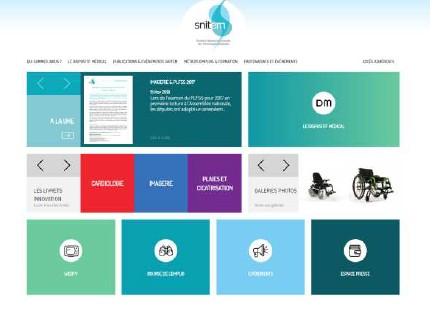 Dispositifs médicaux : le SNITEM lance son nouveau site Internet