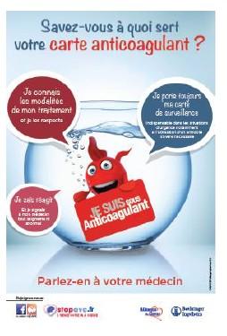 Boehringer Ingelheim lance une campagne de sensibilisation pour les patients sous anticoagulant oral