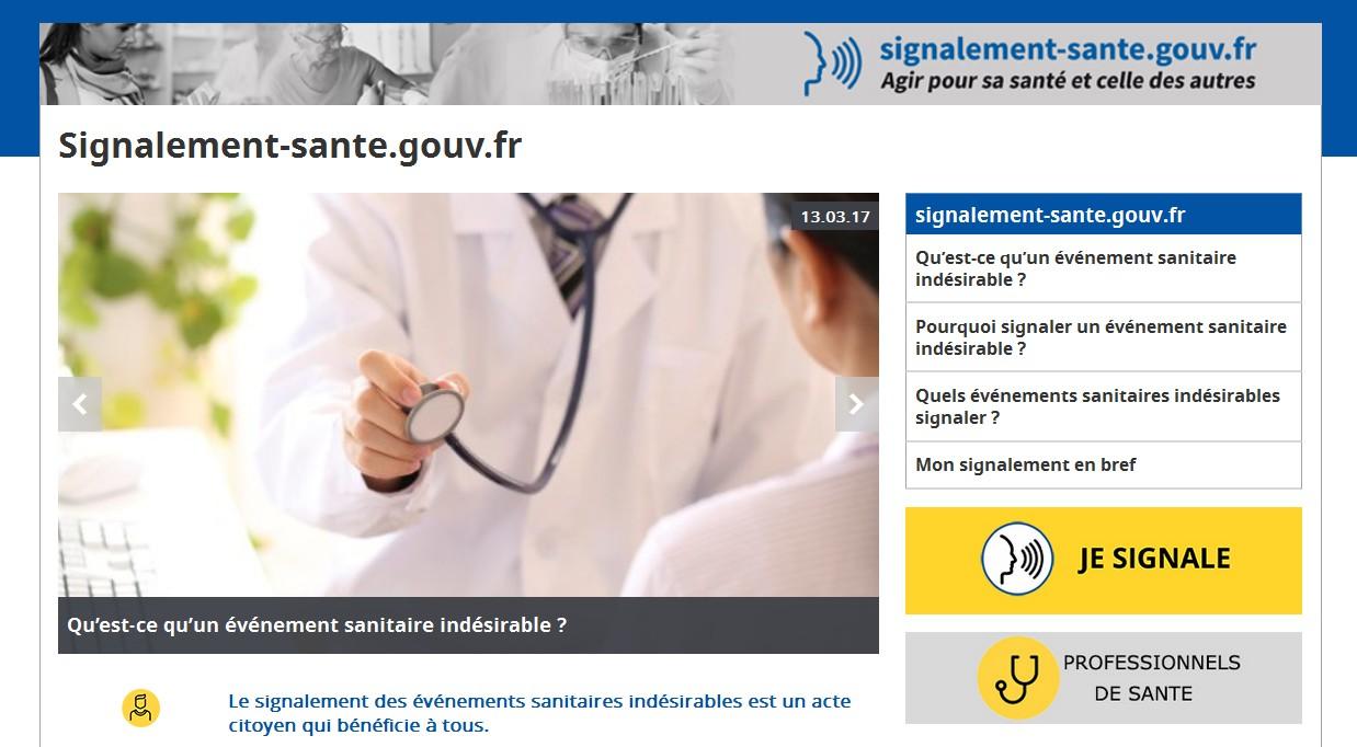Médicaments : un site internet pour déclarer les effets indésirables