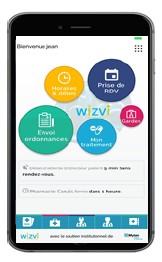 Mylan : WiZVi, une application qui accompagne le patient dans sa santé au quotidien