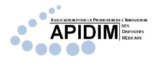 Dispositifs Médicaux : nouvelle Présidence et nouveau Bureau pour l'APIDIM