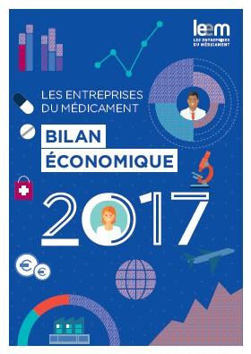 Le bilan 2016 des entreprises du médicament en France
