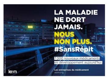 Le Leem lance une campagne sur l'état de la R&D des laboratoires pharmaceutiques