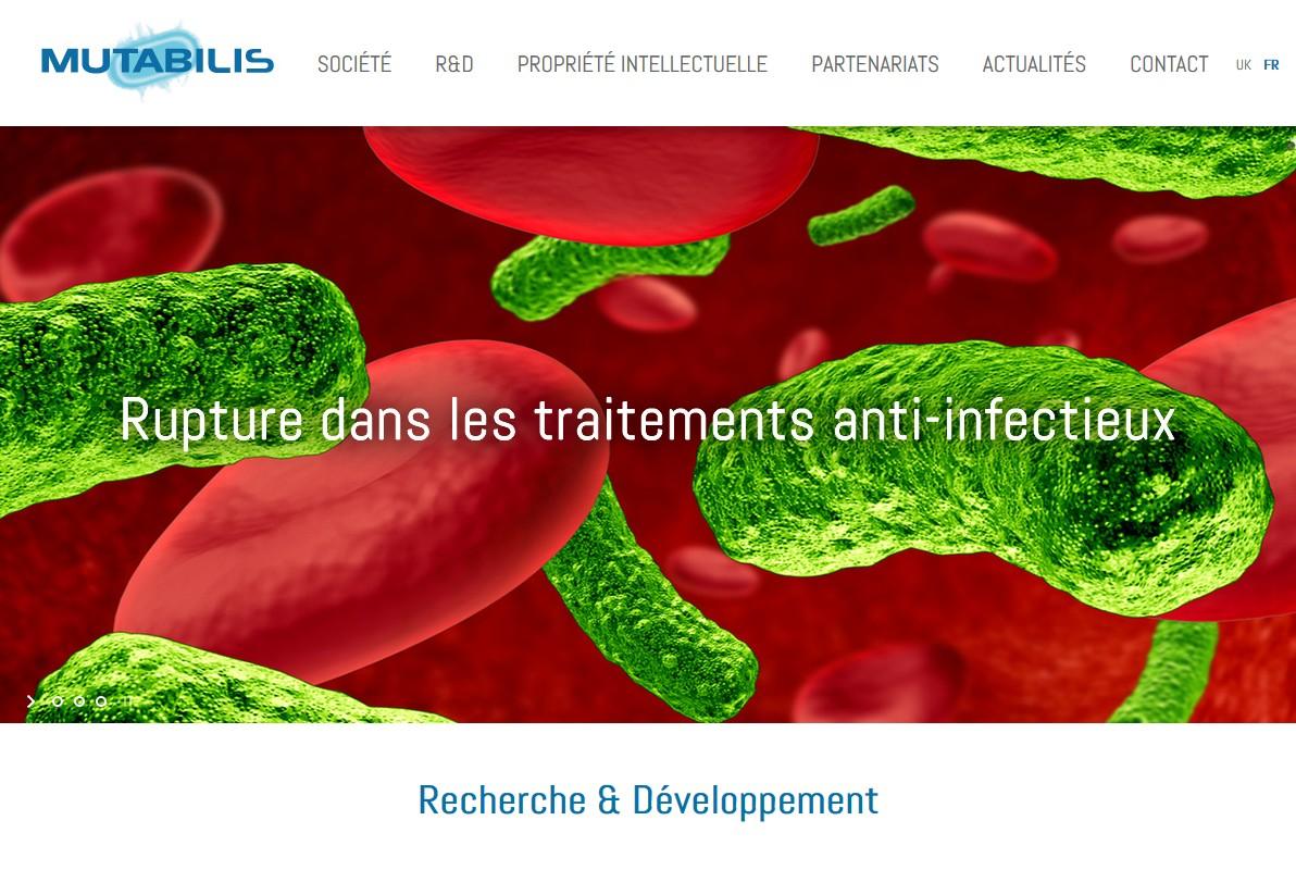 Résistance aux antibiotiques : Mutabilis rejoint le consortium européen ENABLE