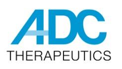 ADC Therapeutics et Sophia Genetics s'associent dans un essai clinique pivot de phase II