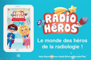 "Bayer lance une nouvelle version de son appli ""Radio Héros"""