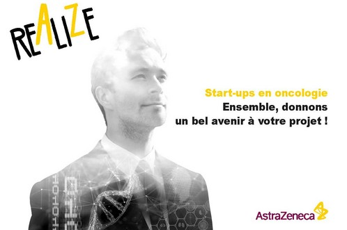 Oncologie : AstraZeneca France lance REALIZE pour encourager les start-ups innovantes