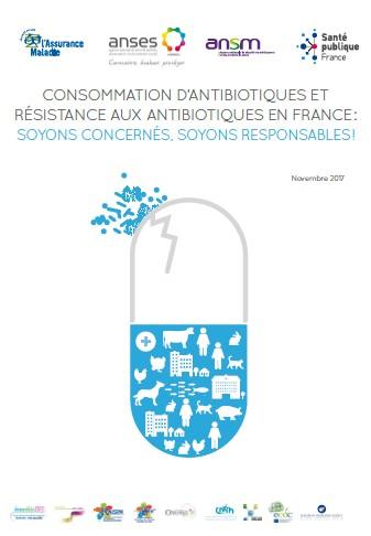 Antibiotiques : l'ANSM publie son rapport annuel sur la consommation en France