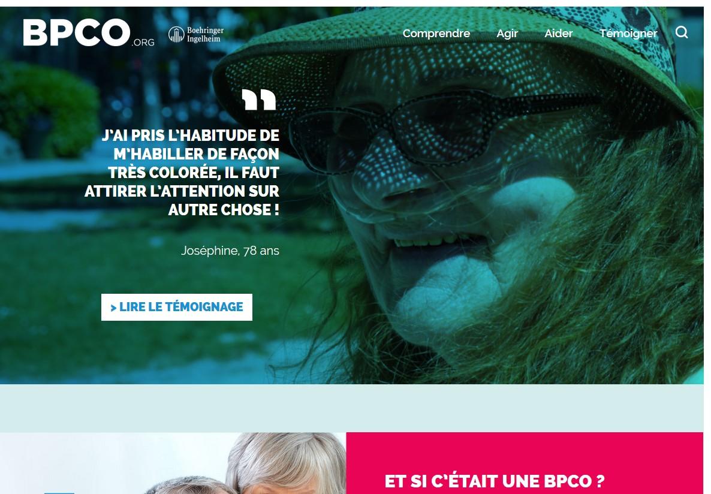 Boehringer Ingelheim France lance la page Facebook « La BPCO et moi »
