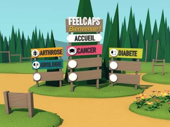 Pierre Fabre : le service digital FeelCaps enrichit d'un contenu « oncologie »