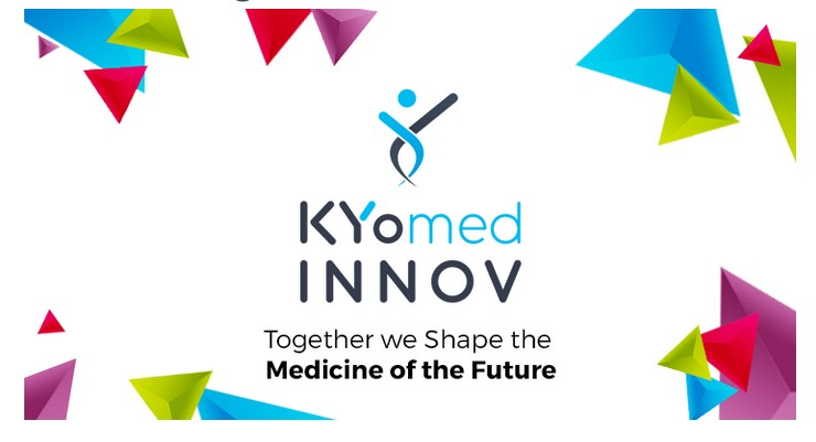 Kyomed évolue pour devenir KYomed INNOV