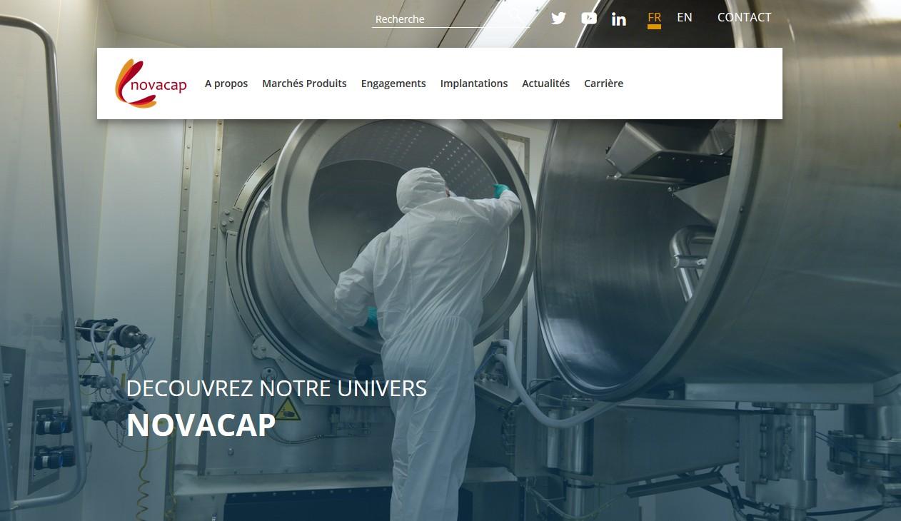 u00bb novacap renforce son offre pharmaceutique aux etats