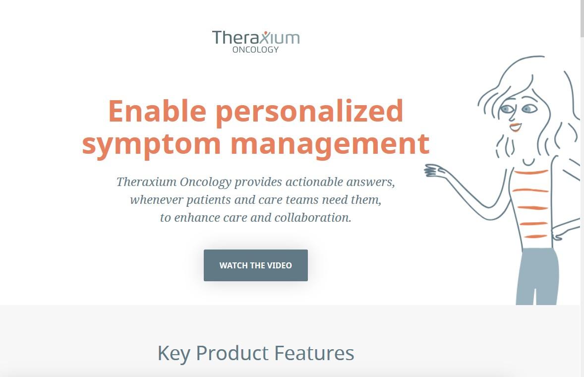 Voluntis lance Theraxium Oncology, une plateforme digitale pour la gestion des symptômes