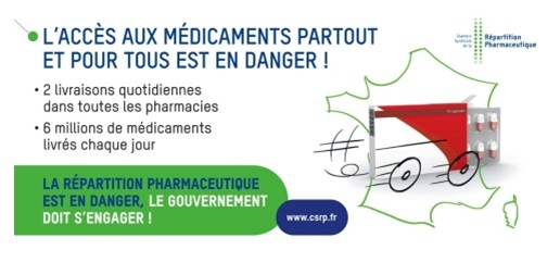 u00bb r u00e9partition pharmaceutique   une op u00e9ration d u2019envergure
