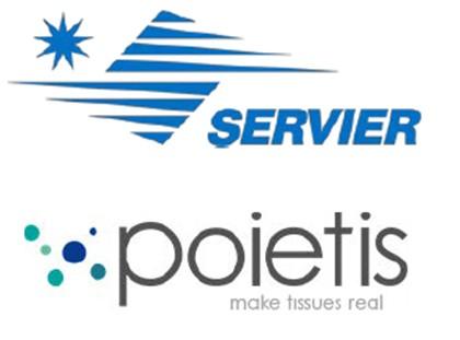 Servier et Poietis collaborent sur un projet de bio-impression 4D de tissus hépatiques