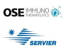 OSE Immunotherapeutics / Servier : levée de la 1ère option de leur accord de licence mondiale sur OSE-127