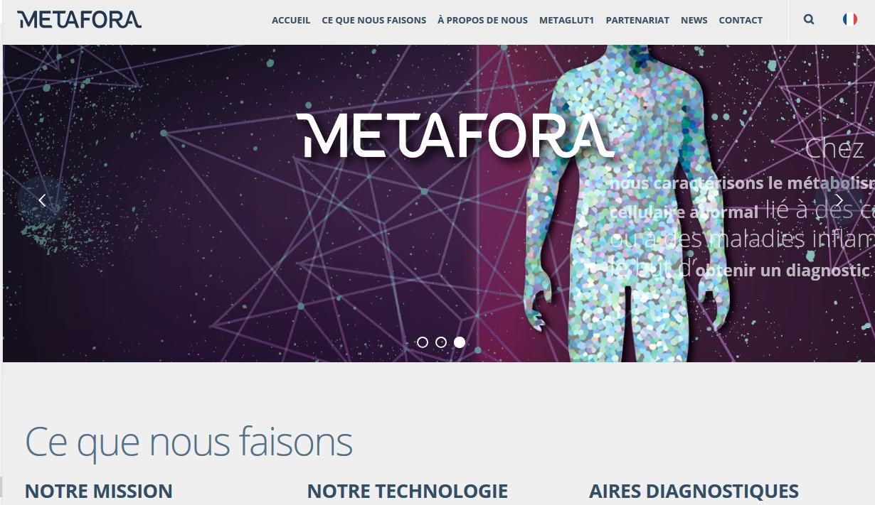 Metafora reçoit un million d'euros de Bpifrance dans le cadre du Concours d'innovation