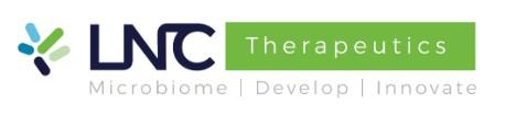 LNC Therapeutics et l'INRA signent un partenariat de recherche pour étudier les propriétés anti-inflammatoires des bactéries du microbiome intestinal