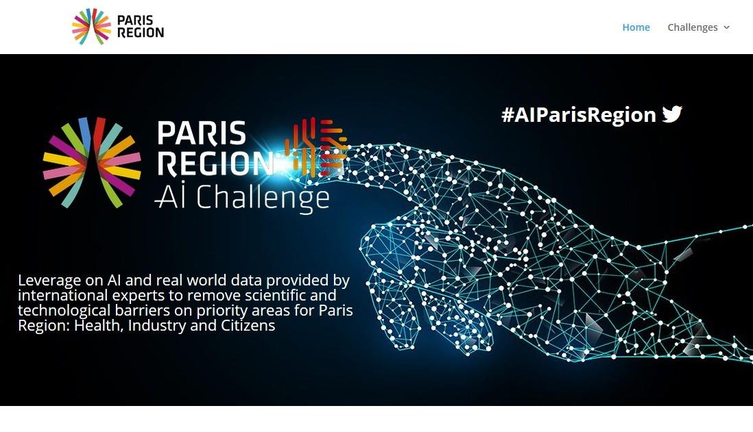 Oncologie : la Région Île-de-France lance le « AI for Health Challenge 2019 »