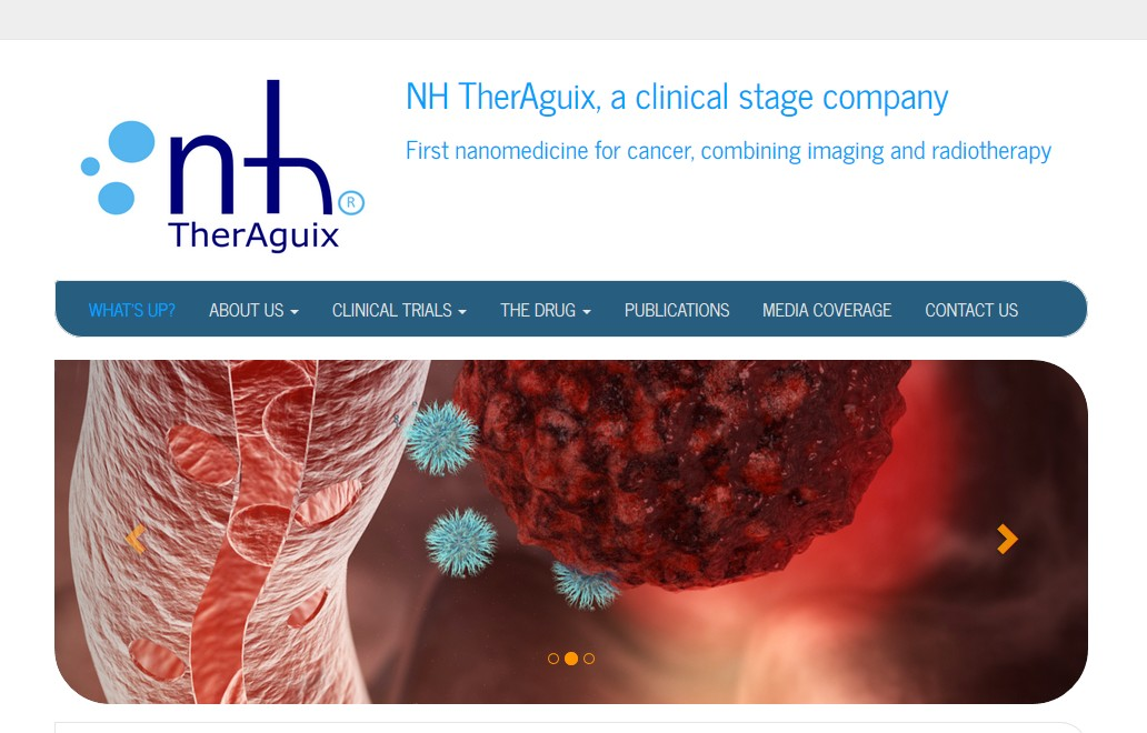 Le site de NH TherAguix