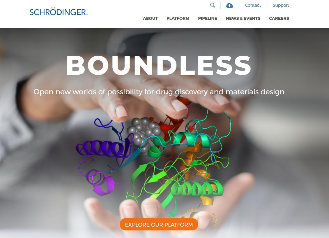 Schrödinger et AstraZeneca collaborent pour déployer une technologie informatique avancée de découverte de médicaments