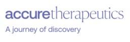 Accure Therapeutics réalise une série A de 7,6 M€ pour son lancement