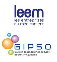 Le leem signe une convention avec le GIPSO, le cluster des industries de santé Nouvelle-Aquitaine