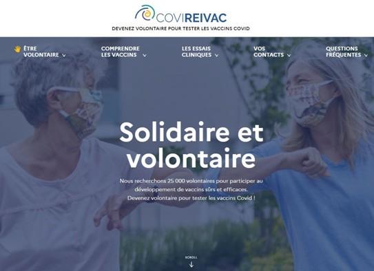Vaccins Covid-19 : 25 000 volontaires recherchés pour des essais cliniques de grande ampleur en France