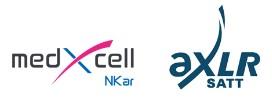 AxLR et MedXCell NKar signent deux contrats d'exploitation