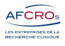 L'AFCROs vient d'élire son Comité directeur et son nouveau Président